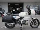 BMW R100RS ホワイト左右パニアケース付の画像