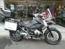 BMW R1200GS・Tブラック・ローダウンの画像