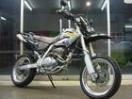ホンダ XR250 モタード 2006年モデル カスタム多数 別体型ETC付きの画像