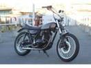 カワサキ 250TRダークブラウンの画像
