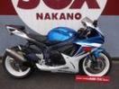 スズキ GSX-R600 フェンダーレスの画像