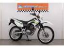 ホンダ XR230 最終モデル リアキャリア 標準レンサルハンドルの画像