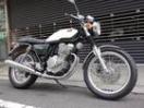 ホンダ GB250クラブマン 最終型の画像