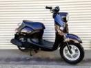 ヤマハ ビーノ 4サイクル ブラウンブラック 新品シート張替済みの画像