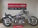 ホンダ VT1300CX モリワキマフラー装着済みの画像