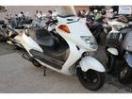 ホンダ フォーサイトEX MF04 ノーマル ホワイトの画像