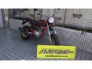ホンダ Ape100 キャブモデル 2006年 ハンドルカスタムの画像