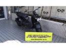 ホンダ ズーマー 2008式 ローシート仕様クリアレンズカスタムの画像