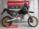 ホンダ XR250 モタード  リアキャリア付の画像