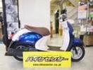 ヤマハ ビーノ SA26J ブルー キャブレターモデルの画像