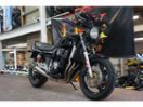 スズキ GSX400インパルス ヨシムラマフラー ビキニカウル セキュリティ付の画像