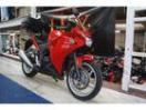 ホンダ CBR250R ABS リアキャリア グリップヒーターの画像