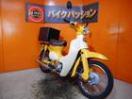 ホンダ リトルカブ セル付き4速上級グレード 2003年プラズマイエローの画像