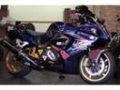 スズキ GSX1300Rハヤブサ 軽量化フルカスタム OZレーシングホイル 限定カラーの画像