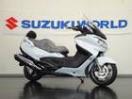 スズキ スカイウェイブ650LX ABS 新車 電動格納ミラー搭載の画像