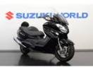 スズキ スカイウェイブ650LX ABS ブラックエディション グリップヒーターの画像