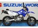 スズキ DR-Z400SM レンサルFATバー装備の画像
