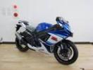 スズキ GSX-R600 30thカラー MotoMapの画像