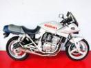 スズキ GSX250S KATANA ヨシムラマフラー改の画像