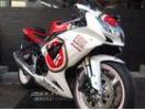スズキ GSX-R600 ラッキーストライクカラーの画像