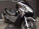 ホンダ フォルツァ・Z 社外マフラー クリアテール エアロウイングの画像