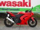 カワサキ Ninja 250Rローダウンの画像