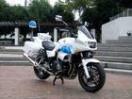 ホンダ CB1300Super ツーリング 白バイ風カスタムの画像