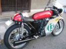 ホンダ GB250クラブマン RC162 レプリカの画像