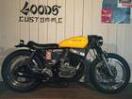ホンダ GB250クラブマン カフェレーサー カスタムの画像