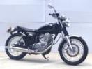 ヤマハ SR400 キャプトンマフラー 他カスタム多数の画像