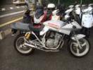 スズキ GSX250S KATANA カスタムの画像