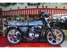 カワサキ Z550FX 400cc登録 フルカスタムの画像
