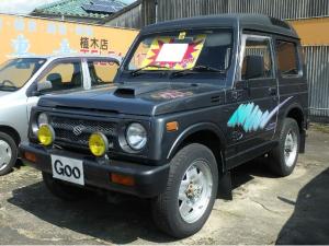 スズキ ジムニー ワイルドウインドリミテッドターボ 4WD エアコン