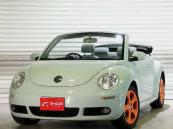 フォルクスワーゲン VW ニュービートルカブリオレ ベース 禁煙車 ETC 17インチAW