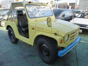 スズキ ジムニー 空冷360cc初期モデル レストア車