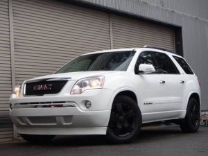 GMC GMC アカディア SLT 4WD レッドロックレザー サンルーフ 半年保証