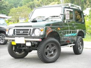 スズキ ジムニー ワイルドウインド 4WD 3インチUP公認車輌