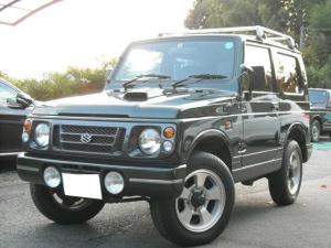 スズキ ジムニー ワイルドウインド 4WD JA22 2型最終