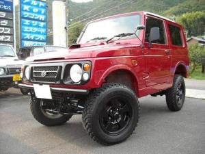スズキ ジムニー ワイルドウインド 4WD 3インチリフト公認