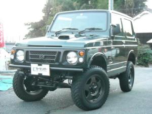 スズキ ジムニー XLリミテッド 4WD 3インチUP検対応 2型最終