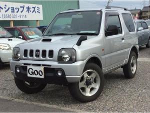 スズキ ジムニー XC 4WD ターボ 背面タイヤ
