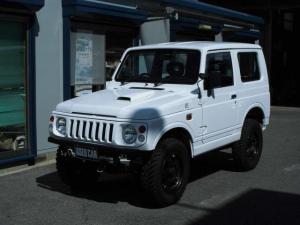 スズキ ジムニー XB 4WD ターボ オートマ リフトアップ