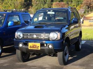 スズキ ジムニー XC 5速MT 4WD リフトアップ キーレス フォグランプ