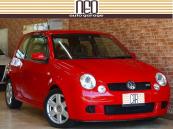 フォルクスワーゲン VW ルポ GTI 最終モデル 6MT HID
