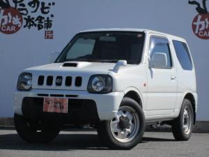 スズキ ジムニー XL 背面タイヤ ケンウッドオーディオ ターボ