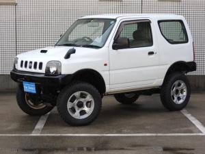 スズキ ジムニー XL パートタイム4WD ターボ 新品3インチリフトアップ