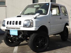 スズキ ジムニー XA フロア5速ミッション ターボ 4WD