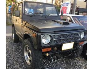 スズキ ジムニー HC 4WD 公認改造 リフトアップ