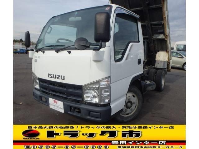 いすゞ : いすゞ エルフ 中古車 ダンプ : autos.goo.ne.jp