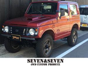 スズキ ジムニー XS 4WD ターボ リビルト交換済み 2インチリフトUP
